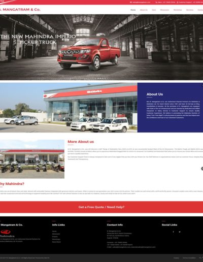 Mahindra_Showroom